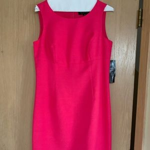 NWT interview dress. Hot Pink. OBO
